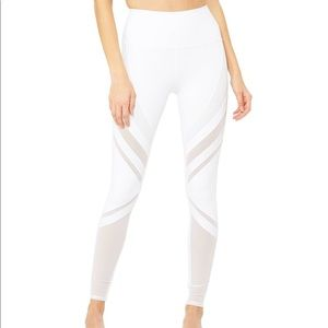 NEW ALO Yoga Epic Mesh Leggings